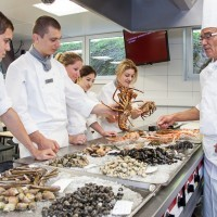Практика в Culinary Arts Academy Switzerland