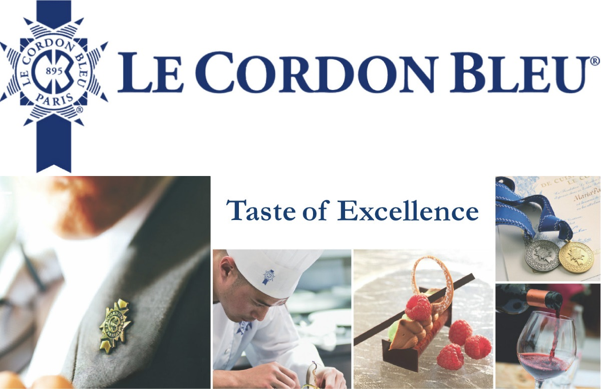 Презентация кулинарной школы Le Cordon Bleu 2014 год