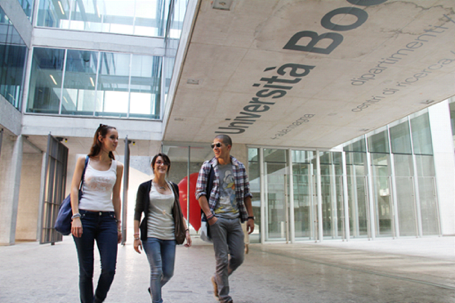 встреча с Universita Bocconi