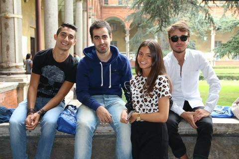 Universita Cattolica - дни открытых дверей 2015