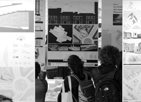 Politecnico di Milano: день открытых дверей