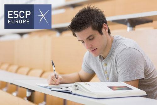 Сдача вступительных тестов ESCP EUROPE Business School