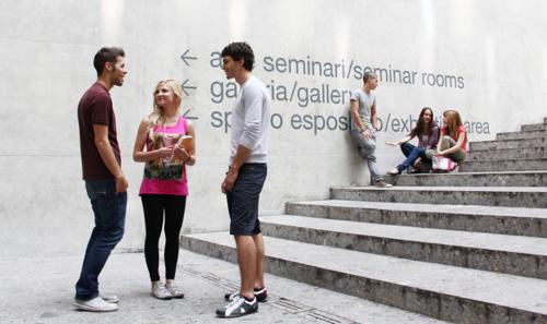 Студенты Universita Bocconi