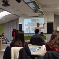 MilanoFashion Institute - аудитория