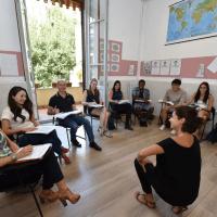 школа dilit в италии: процесс обучения