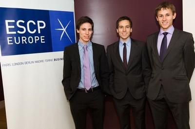 31 октября 2011 Презентация ведущей бизнес-школы ESCP Europe!
