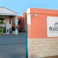 Территория школы Les Roches