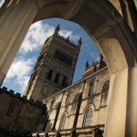 Durham University: главный вид