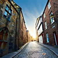 Durham University: расположение