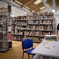 Библиотека университета NABA