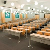 Аудитория в школе Ле Рош