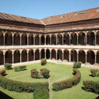 Главный университет в Милане