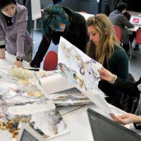 Лекция в институте моды и дизайна Marangoni