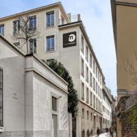 Istituto Marangoni - здание школы