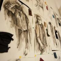 accademia costume moda: эскизы вупускников