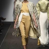 accademia costume and moda: показы студентов