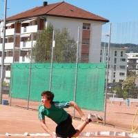 Занятия спортом в Глионе