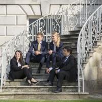 Студенты Glion London