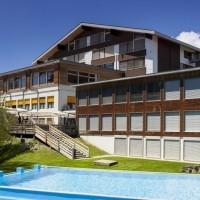 Les Roches кампус в Crans Montana