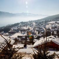 Les Roches Crans Montana Switzerland