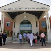 Общежитие в Les Roches Испания: вход в школу