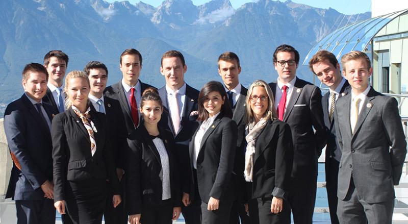 Швейцарские вузы как поступить