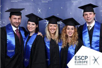 Личные встречи с представителем бизнес-школы ESCP Europe