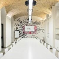 Rome University of Fine Arts аудитории