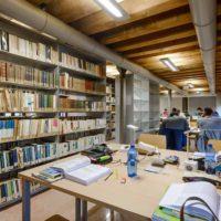Библиотека университета Ca Foscari