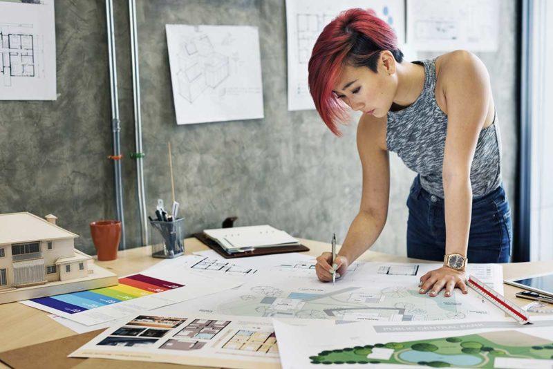 RUFA: обучение дизайну за рубежом