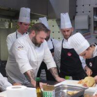 академия fga - занятие с шеф поваром