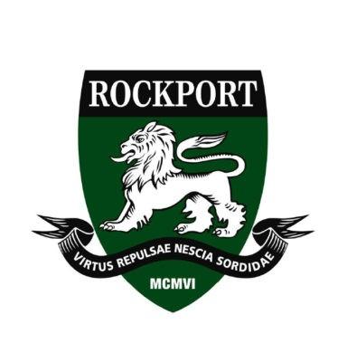 Rockport School логотип