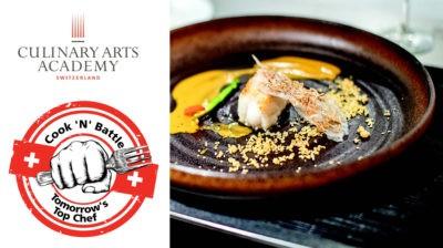виртуальное кулинарное соревнование от Culinary Arts Academy Switzerland