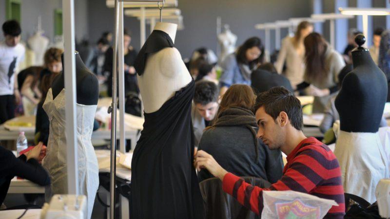 МАрангони Милан: процесс обучения