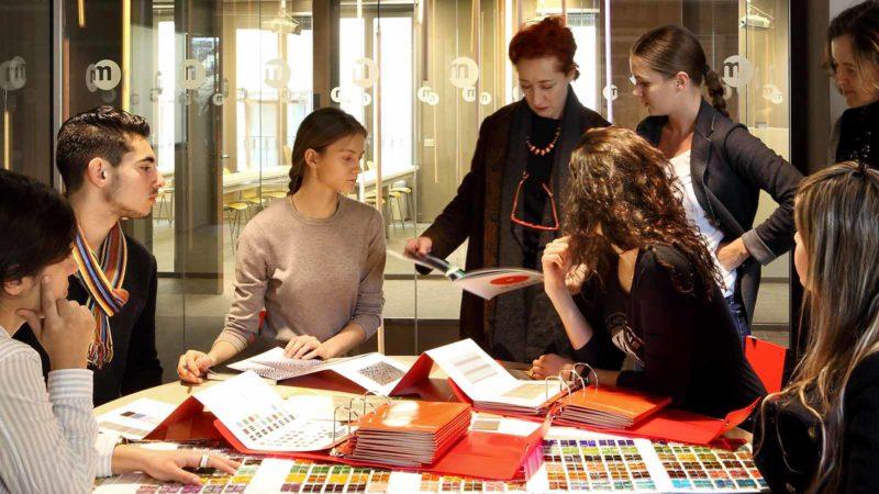 Обучение в Marangoni в Милане