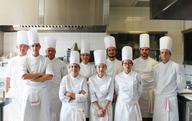 лучшие кулинарные школы мира
