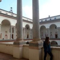 unipv: здание