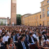 Università degli Studi di Pavia: выпускной