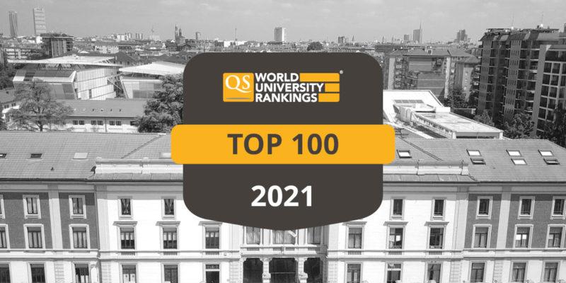 Академии NABA и Domus в рейтинге QS World University Rankings 2021